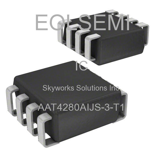 AAT4280AIJS-3-T1 - Skyworks Solutions Inc - IC