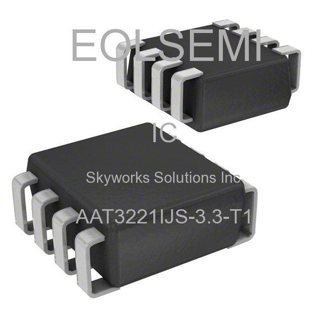 AAT3221IJS-3.3-T1 - Skyworks Solutions Inc -