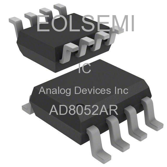 AD8052AR - Analog Devices Inc - IC