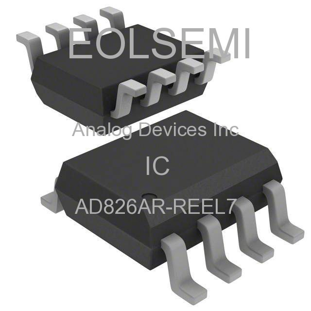 AD826AR-REEL7 - Analog Devices Inc - IC