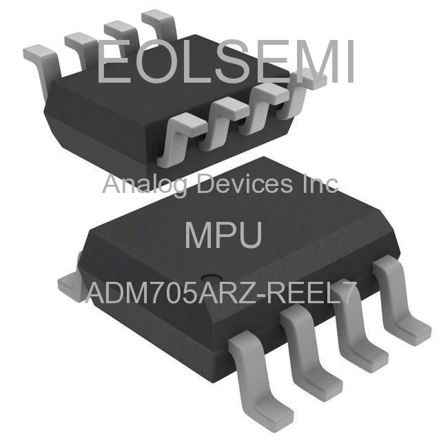 ADM705ARZ-REEL7 - Analog Devices Inc - MPU