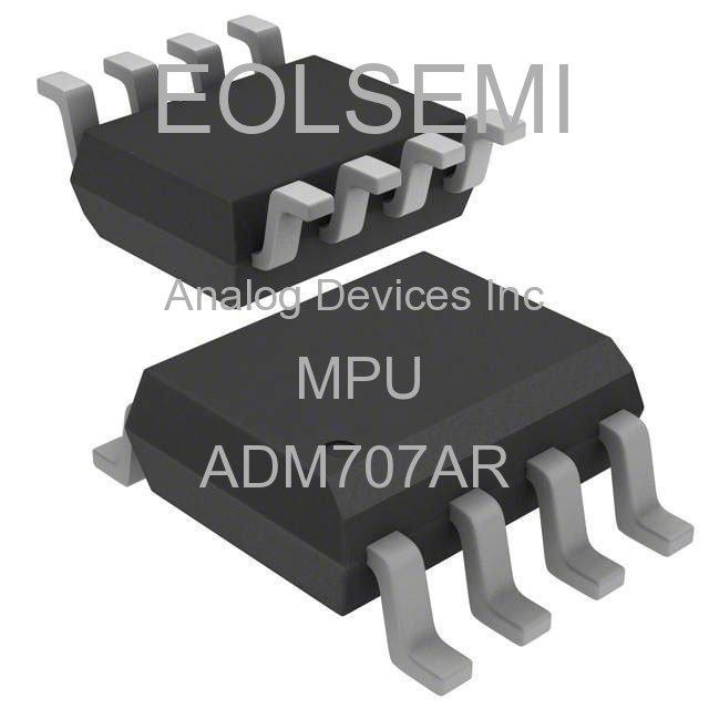 ADM707AR - Analog Devices Inc - MPU