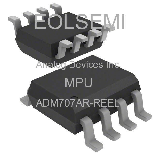 ADM707AR-REEL - Analog Devices Inc - MPU