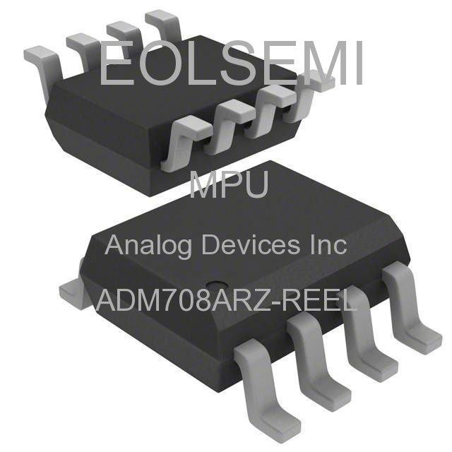 ADM708ARZ-REEL - Analog Devices Inc - MPU