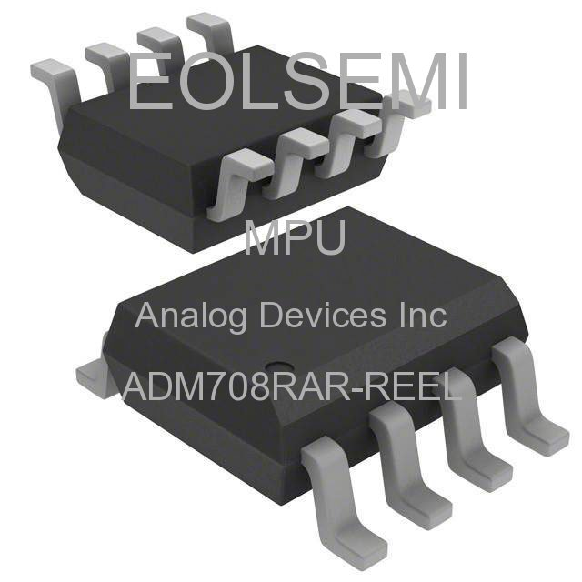 ADM708RAR-REEL - Analog Devices Inc - MPU
