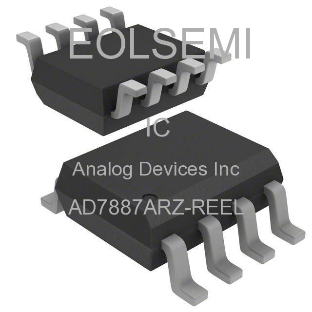 AD7887ARZ-REEL - Analog Devices Inc - IC
