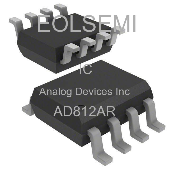 AD812AR - Analog Devices Inc