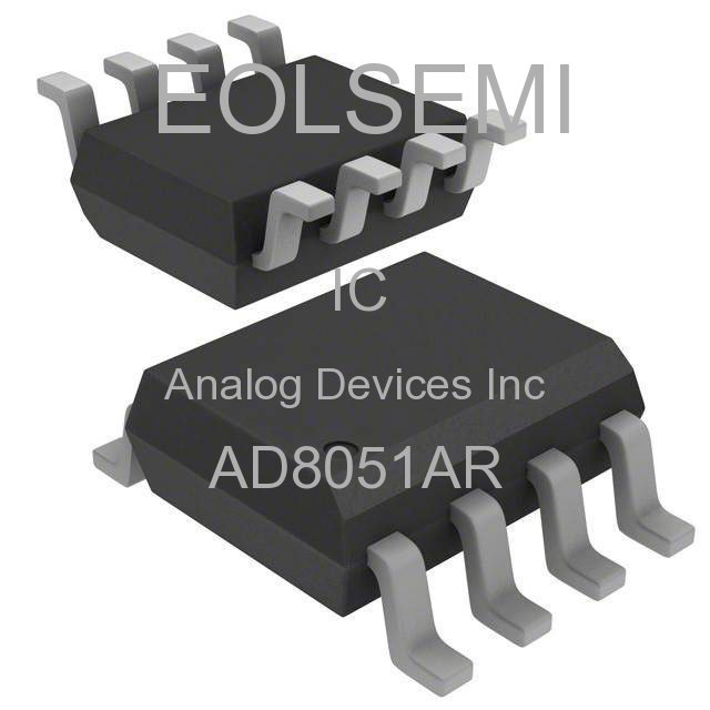 AD8051AR - Analog Devices Inc