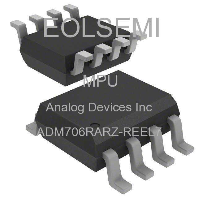 ADM706RARZ-REEL7 - Analog Devices Inc