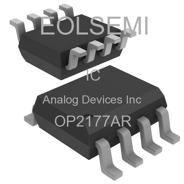 OP2177AR - Analog Devices Inc