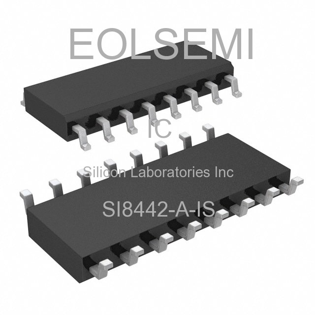 SI8442-A-IS - Silicon Laboratories Inc