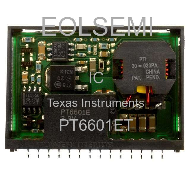PT6601ET - Texas Instruments