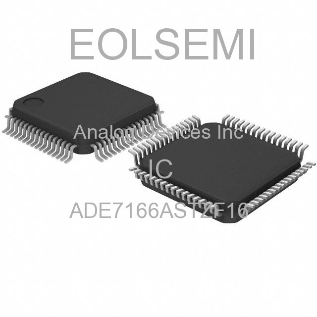 ADE7166ASTZF16 - Analog Devices Inc - IC