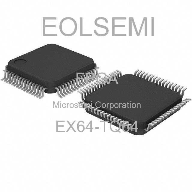 EX64-TQ64 - Microsemi Corporation