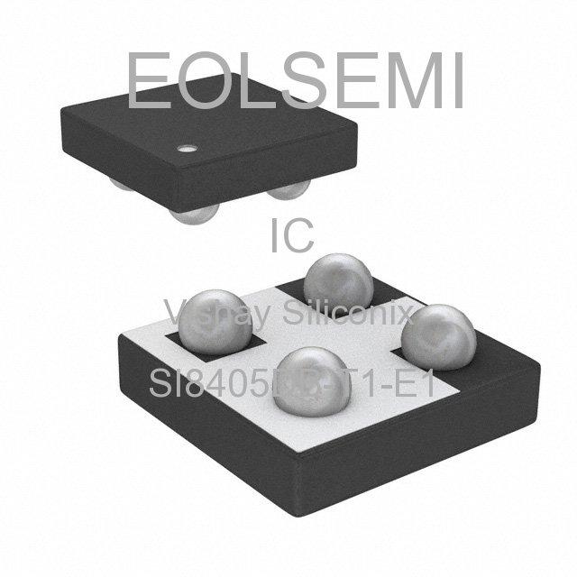 SI8405DB-T1-E1 - Vishay Siliconix