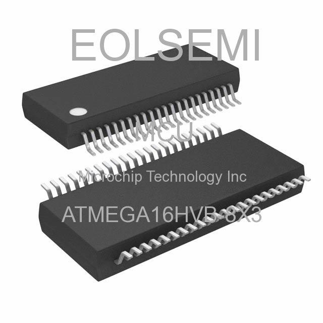 ATMEGA16HVB-8X3 - Microchip Technology Inc