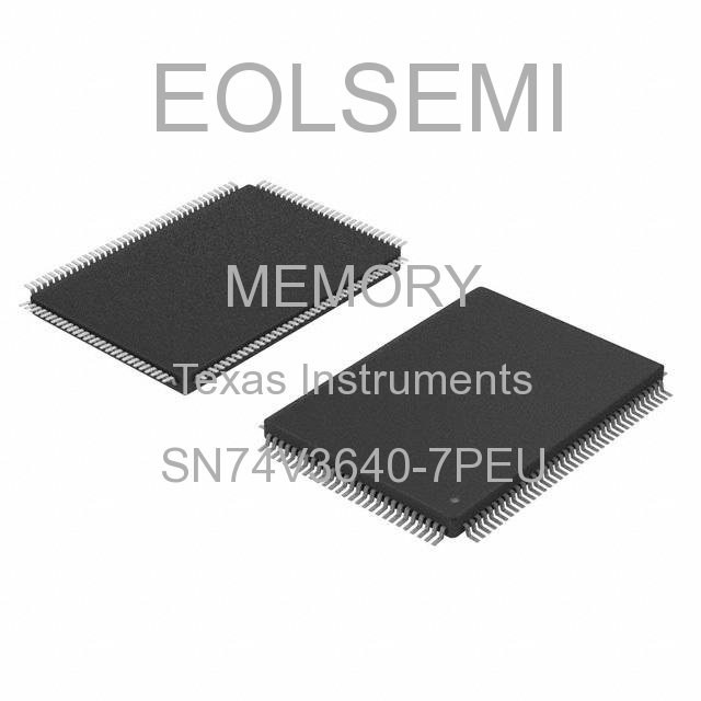 SN74V3640-7PEU - Texas Instruments