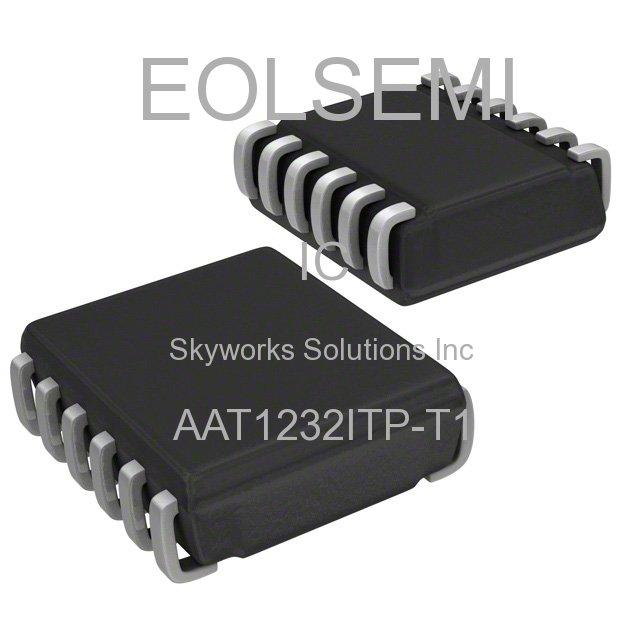 AAT1232ITP-T1 - Skyworks Solutions Inc -