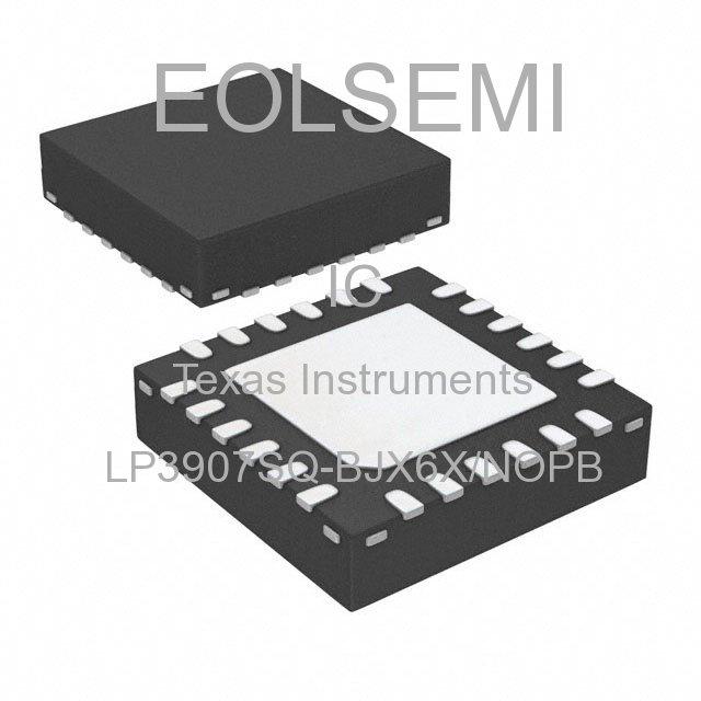 LP3907SQ-BJX6X/NOPB - Texas Instruments