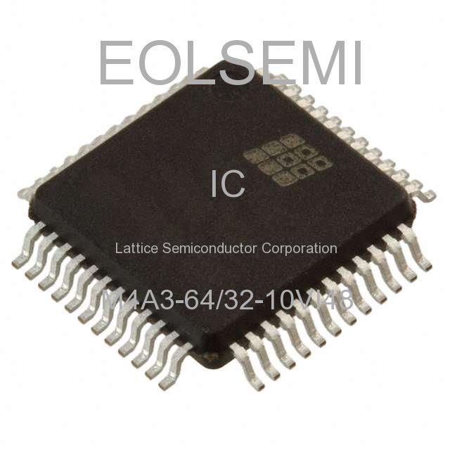 M4A3-64/32-10VI48 - Lattice Semiconductor Corporation
