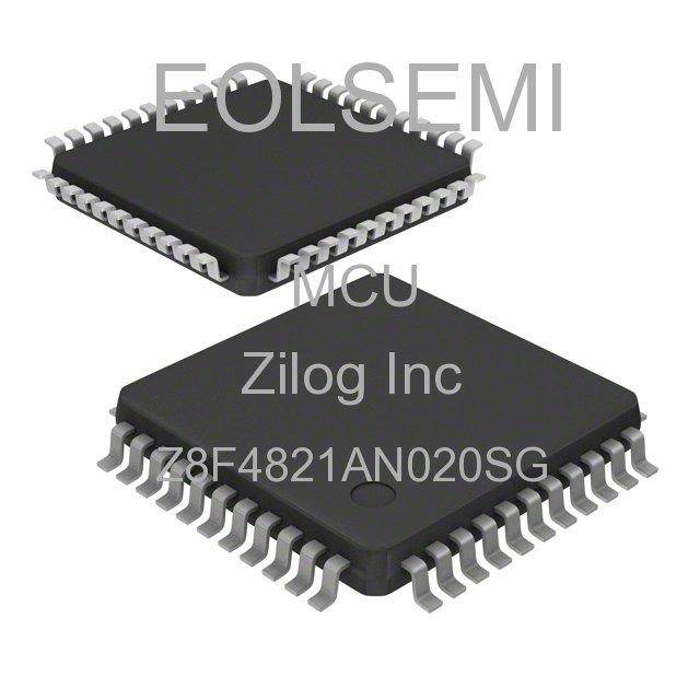 Z8F4821AN020SG - Zilog Inc