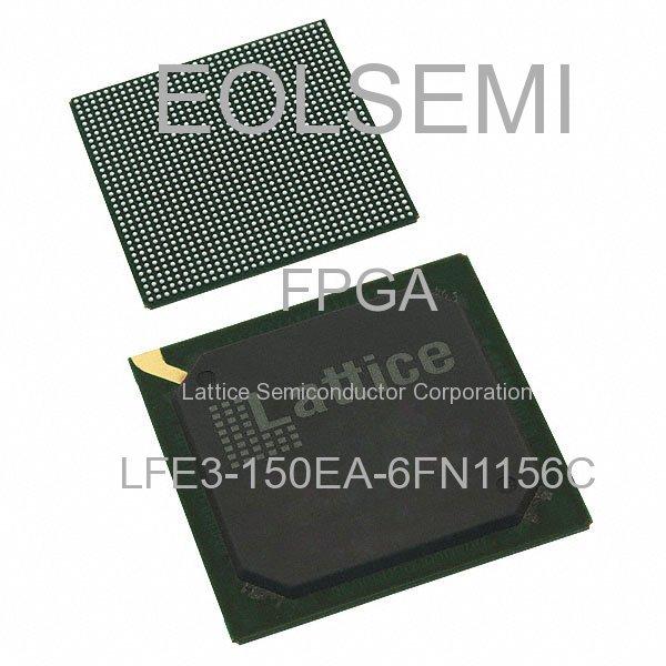 LFE3-150EA-6FN1156C - Lattice Semiconductor Corporation