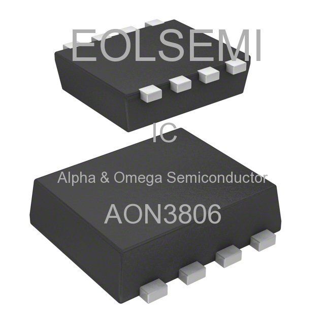 AON3806 - Alpha & Omega Semiconductor - IC