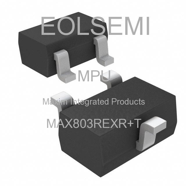 MAX803REXR+T - Maxim Integrated Products
