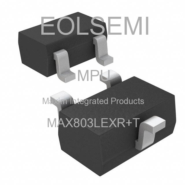 MAX803LEXR+T - Maxim Integrated Products