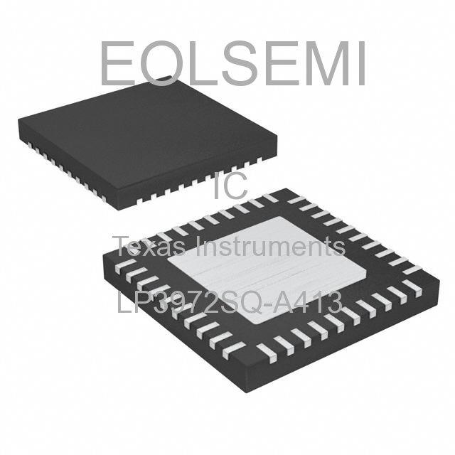 LP3972SQ-A413 - Texas Instruments