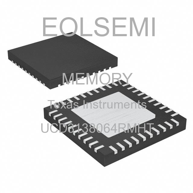 UCD3138064RMHT - Texas Instruments