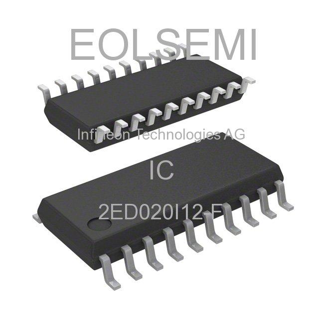 2ED020I12-F - Infineon Technologies AG - IC