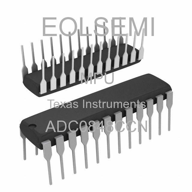 ADC0848CCN - Texas Instruments - MPU