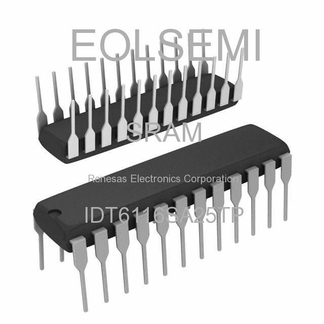 IDT6116SA25TP - Renesas Electronics Corporation