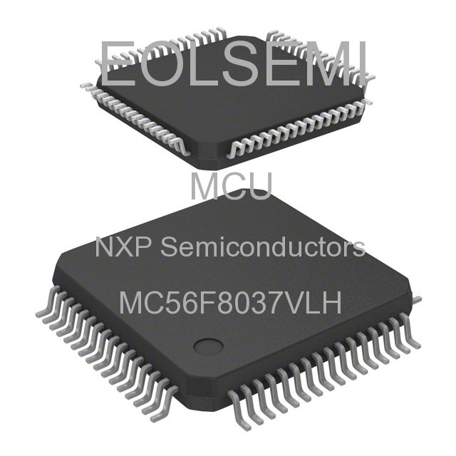 MC56F8037VLH - NXP Semiconductors