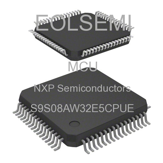 S9S08AW32E5CPUE - NXP Semiconductors