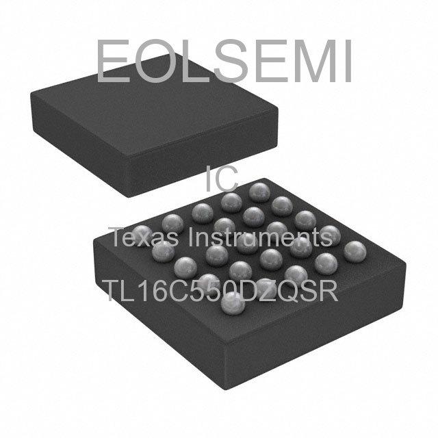 TL16C550DZQSR - Texas Instruments