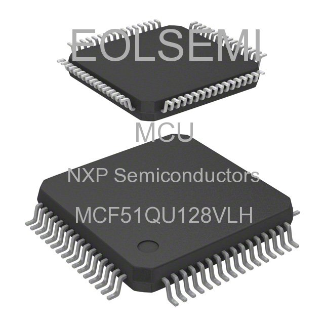 MCF51QU128VLH - NXP Semiconductors