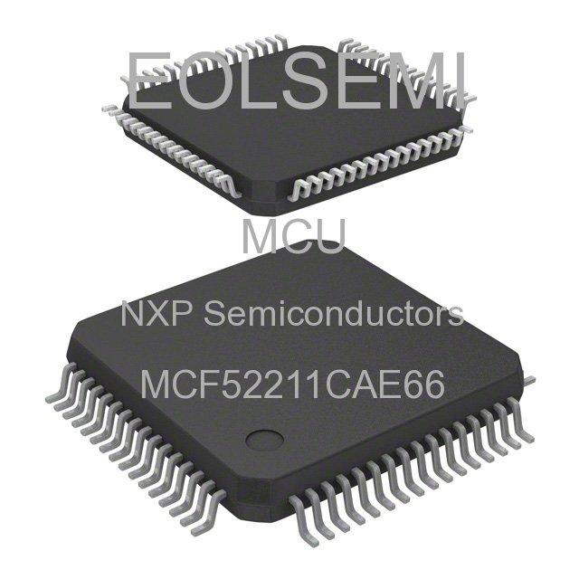 MCF52211CAE66 - NXP Semiconductors