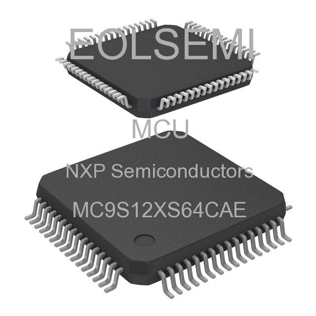 MC9S12XS64CAE - NXP Semiconductors