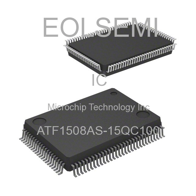 ATF1508AS-15QC100 - Microchip Technology Inc