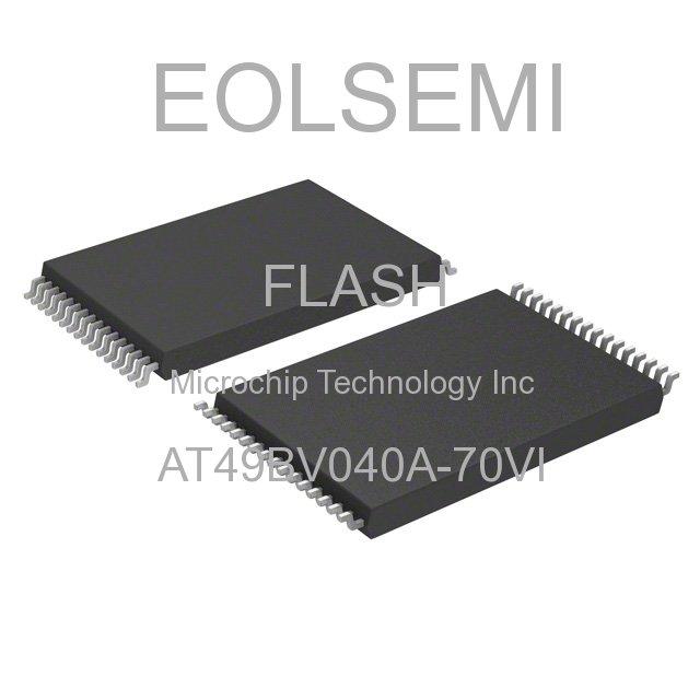 AT49BV040A-70VI - Microchip Technology Inc