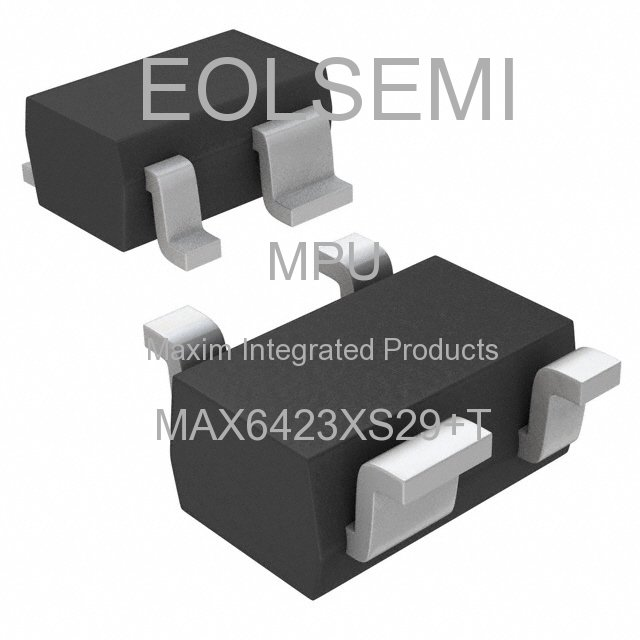 MAX6423XS29+T - Maxim Integrated Products