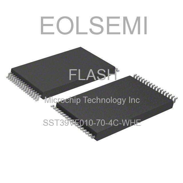 SST39VF010-70-4C-WHE - Microchip Technology Inc