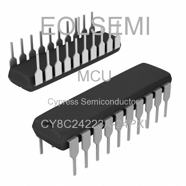 CY8C24223A-24PXI - Cypress Semiconductor