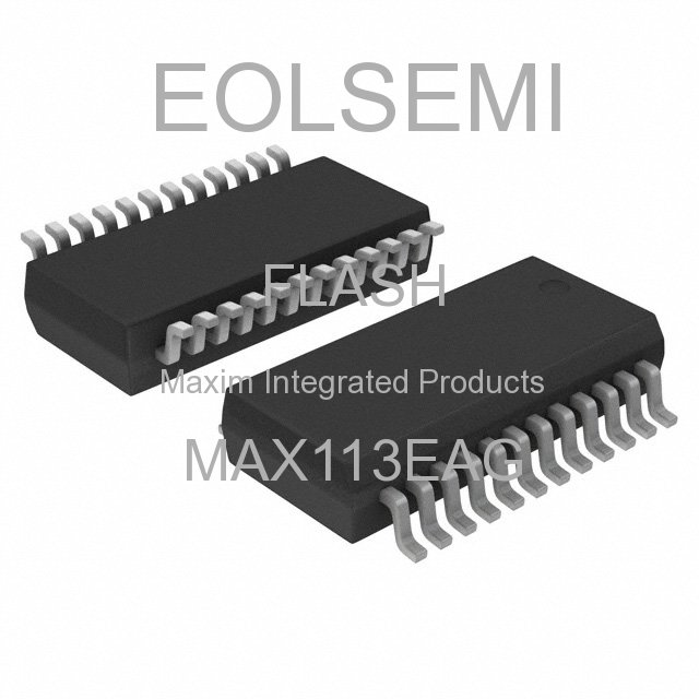 MAX113EAG - Maxim Integrated Products