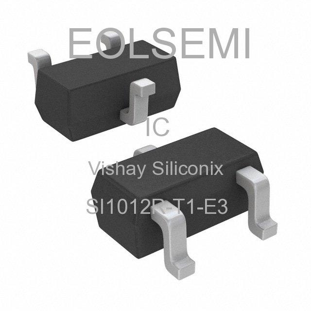 SI1012R-T1-E3 - Vishay Siliconix