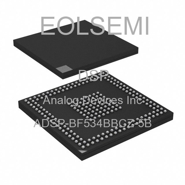 ADSP-BF534BBCZ-5B - Analog Devices Inc