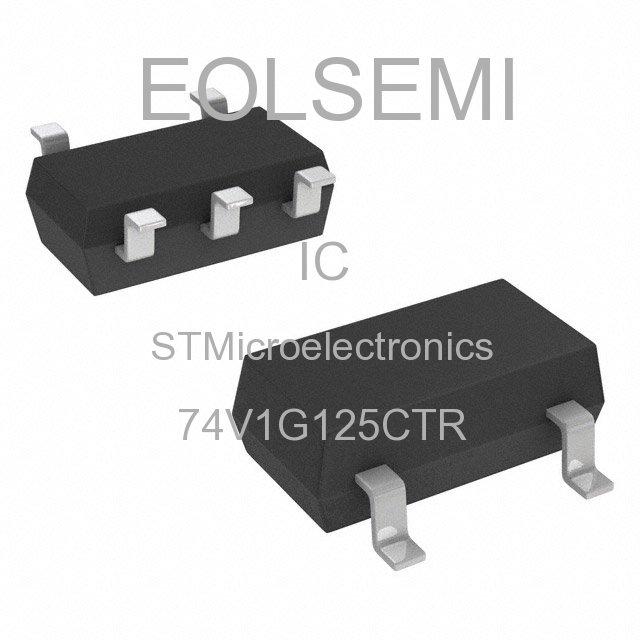74V1G125CTR - STMicroelectronics