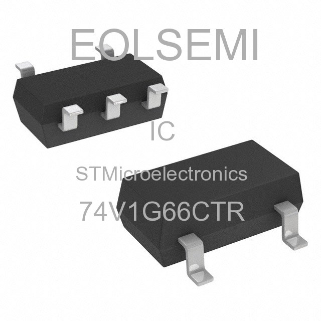 74V1G66CTR - STMicroelectronics